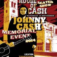 Theatershow en mini-festival gecombineerd in Johnny Cash Memorial Weekend