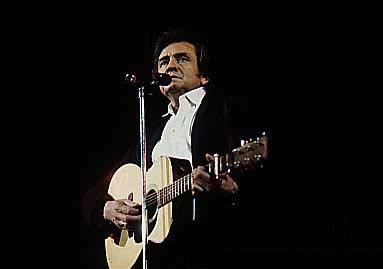 Association with the Johnny Cash Fanclub