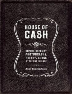 Cash Book To Show Off Icon's Personal Side