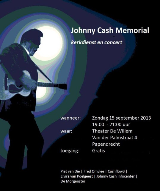 Show: Memorial and Church Service - September 15th, Papendrecht